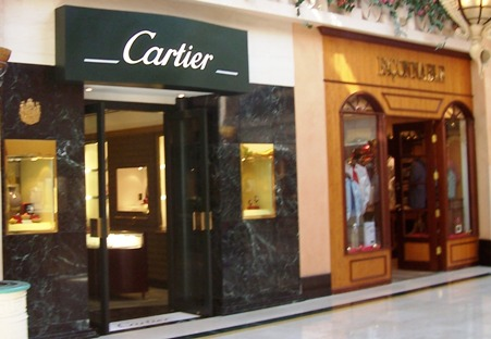 Atlantis Shopping Cartier Faconnable