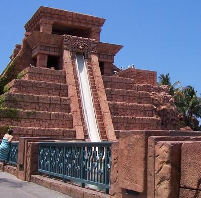 Atlantis Leap of Faith