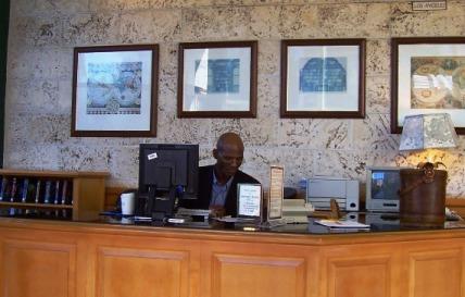 Library at Atlantis Bahamas