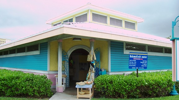 Bahamas Craft Center Paradise Island