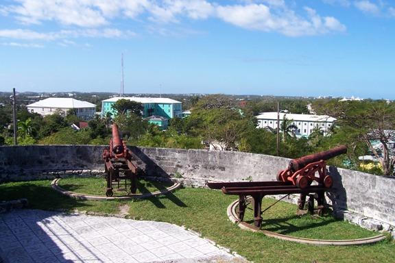 Bahamas Fort Fincastle