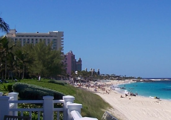 Bahamas Beaches: Cabbage Beach