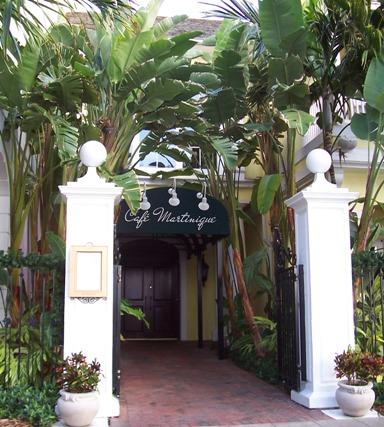 Cafe Martinique Atlantis Bahamas