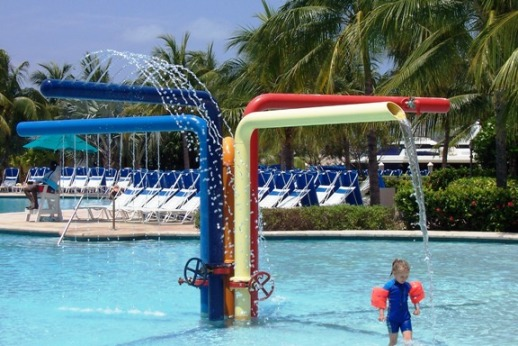 Harborside Resort pool