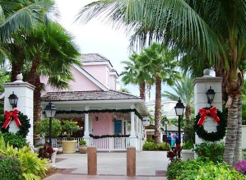 Marina Village Atlantis Bahamas