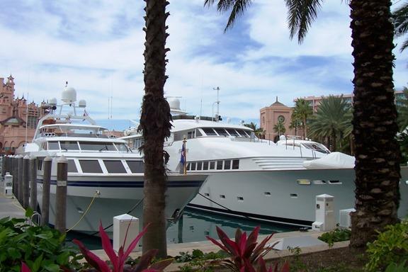 Atlantis Bahamas Marina Village