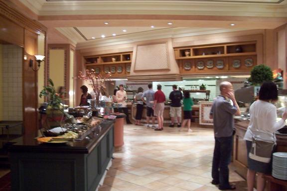 Market Place buffet Atlantis