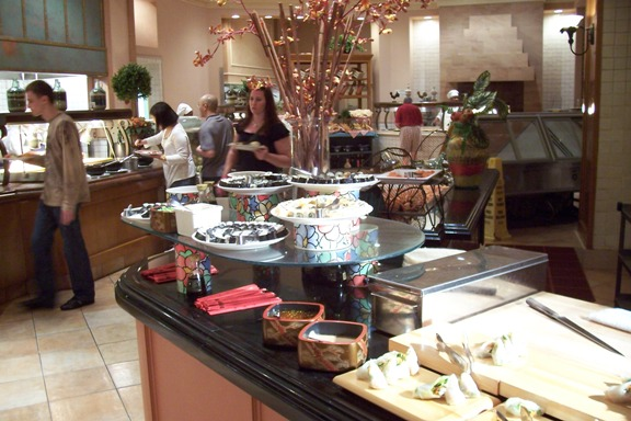 Market Place buffet Atlantis