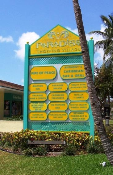 Paradise Shopping Village