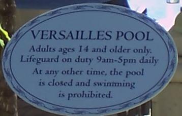 Pool Ocean Club Bahamas