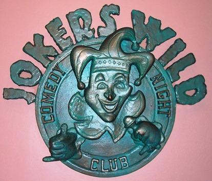 Atlantis Comedy Club Jokers Wild