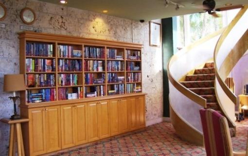 The Library at Atlantis, Bahamas