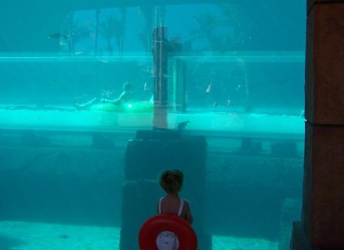Atlantis Bahamas Mayan Temple