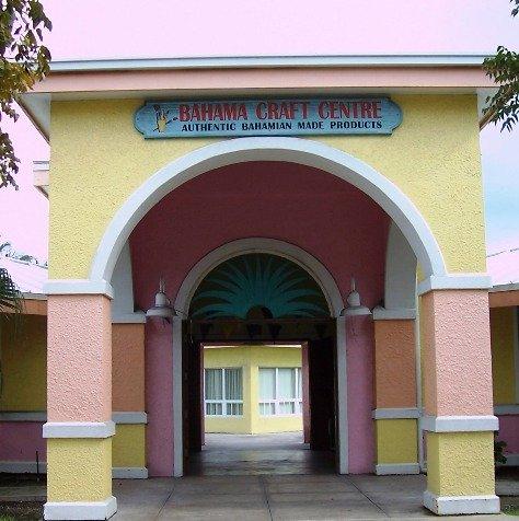 Bahamas Craft Center Paradise Island