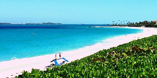 Bahamas Beaches Cabbage Beach